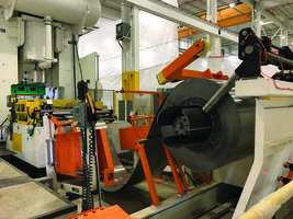 Toledo Tool & Die Purchases Two Feed Lines from Dallas Industries