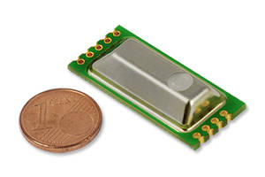 New EE895 Sensor Module Available in Dimensions of 35 mm x 15 mm x 7 mm