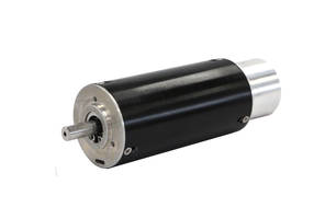New Brushless High Torque Motor with Peak Torque of 0.5 Nm at 48 VDC, 4 Amp