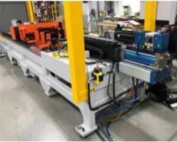 Heavy Truck U-Joint Horizontal Assembly Press