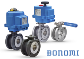 New Skid Series Wafer Ball Valves are Made from Either Stainless or Carbon Steel