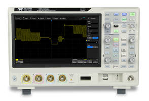 New T3DSO2000A Oscilloscopes Available with High Speed Display Technology