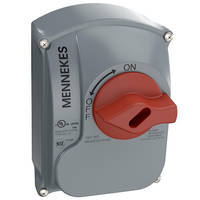 New CDS Series Motor Disconnect Switch is NSF-Certified for Food Processing Areas