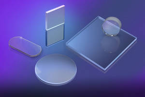New Sapphire Optics is Thermal and Scratch-Resistant