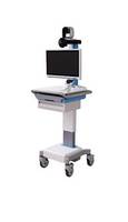 New AMiS-72 Computerized Medical Cart with iPS-M420S Power System