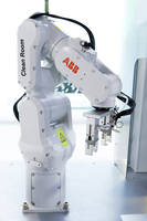 New Cleanroom IRB 1100 Robot Powered by OmniCore Controller