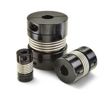 New Bellows Couplings Include Outer Diameter of 2-1/4 inches