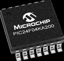 New PIC24F MCUs are AEC Q100 Grade 1 Qualified
