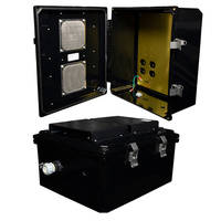 New NEMA-Rated Equipment Enclosures are Suitable for Wired and Wireless Network Applications