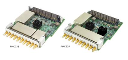 New FPGA Mezzanine Cards Provide Automatic Gain Control