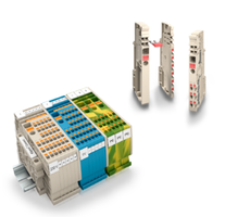 New AAP 11&12 Terminal Block Series Feature Vibration-proof Push IN Clamp Termination Technology