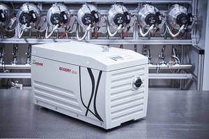Latest Vacuum Pumps from Leybold Come with Noise Level of 52 dB(A)