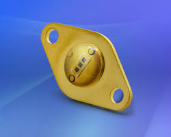 New OD-663-850 IR LED Illuminator is Housed in 2-Lead TO-66 Electrically-Isolated Package