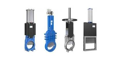 Basecamp Process Components Now Represents CMO Knife Gate Valves in The USA and Canada