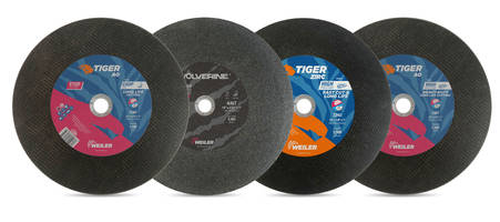 Latest Cutting Wheels are Designed for Use on Chop Saws