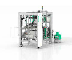 New Kliklok ACE Carton Former Capable of Running Paperboard or Corrugated Material