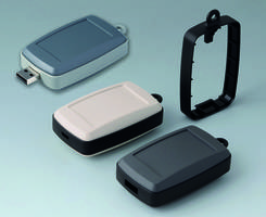 New MINITEC Plastic Enclosures Come with USB-A and USB-B Intermediate Rings