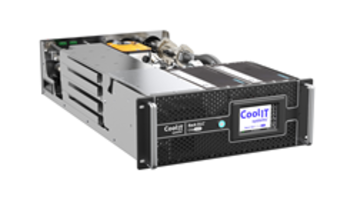 New Rack DLC CHx200 CDU Features Centralized N+1 Redundant Pumps