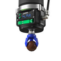 New Vacuum-based Soft Gripper Grip Objects with Diameter of up to 30 mm