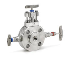 New V02 Monoflange Valve Assembly Provides Block and Bleed Capability for Process or Instrumentation Control