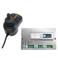 New BLDC Motor Powerchair Control System Designed by PG Drives Technology