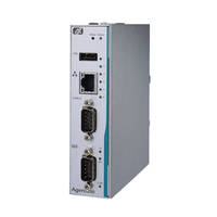 New Agent200-FL-DC Embedded System is IP20-Rated