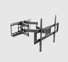 New Outdoor Wall Mounts Built to Accommodate 32 to 80-inch Flat-Panel