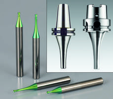 New Micro End Mills and Chucks for Die, Mold and Medical Applications