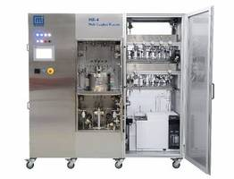 New Micromeritics Multi Reactors are Operated or Monitored via User-friendly Software