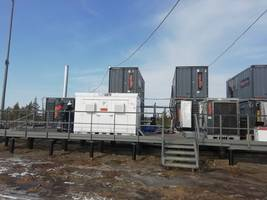Aggreko Picks FlexGen Energy Storage System to Power up Siberian Drilling Ops