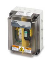 New Surge Protective Device Available in Polycarbonate or 316L Stainless-steel Enclosure