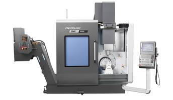 Latest Machining Center Comes with 60-Tool Servo-Driven Tool Changer