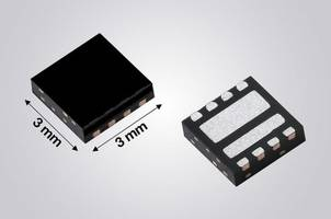 New 40 V N-channel MOSFET Half Bridge Power Stage Features Wire-Free Internal Construction