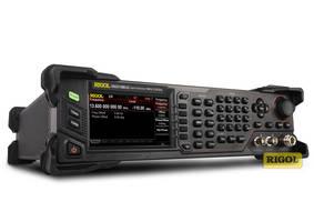 """New Rigol DSG3000B RF Signal Generators Feature 4.3"""" TFT LCD with Menu Keys"""