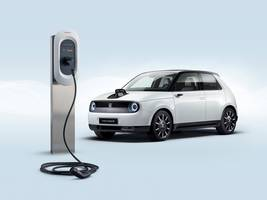 KEBA Named Exclusive Supplier for Honda Power Charger - the Original Charging Station for the All-Electric Honda e.