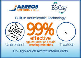 New Antimicrobial High-Touch Parts Reduce Risk of Cross-Contamination