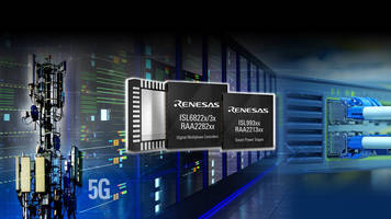 New Controllers and Smart Power Stages Support 10A up to 1000A+ Digital Computing Loads
