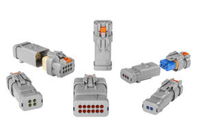 AMPSEAL 16 High Temperature Connectors with 4 Discrete Color Polarization Keys