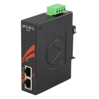 New NJ-C200G-bt-T PoE Injector is IP30 Rated