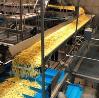 New Horizontal-Motion Conveyor Moves Product at Rates up to 12.2 Meters per Minute