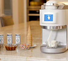 New Rapid Freezing Machine Comes in Keurig/Nespresso-Style