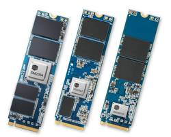 Latest PCIe 4.0 NVMe Controllers Provide up to 7,400/6,800 MB/s Sequential Read/Write Speeds