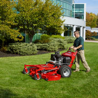 Latest Lawn Mowers from Ferris Feature Suspension Technology