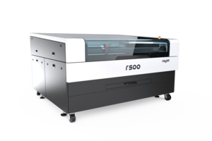 New r500 Laser-Cutting System is CE Certified