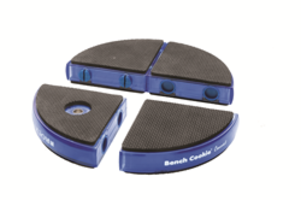 New Bench Cookie Connect Features High-Friction Rubber Pads