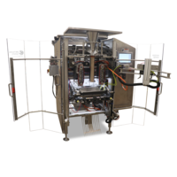 New Hayssen ISB Form-Fill-Seal Machine is IP66 and NEMA 4X Rated