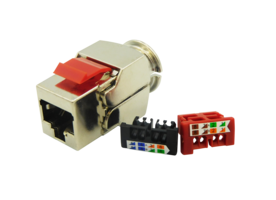 Latest Cable Jacks and Cable Assemblies Can Support 100W PoE Applications