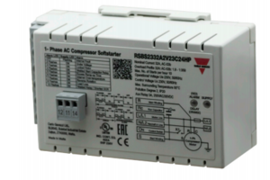 New RSBS Soft Starters are cULus Listed and CE Certified