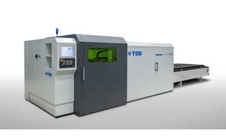 Latest Laser Cutting Machine Comes with Optional Load-Assist Automation