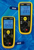 New Hand-Held Megohmmeter Features Automatic Power-Off Function
